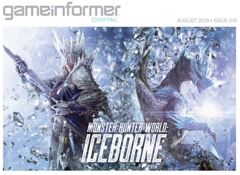 《怪物猎人世界:冰原》最新演示 冰牙龙确认出场