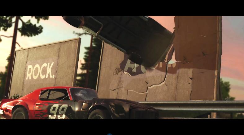 赛车游戏《撞车嘉年华》将登陆PS4 满足你的破坏欲!