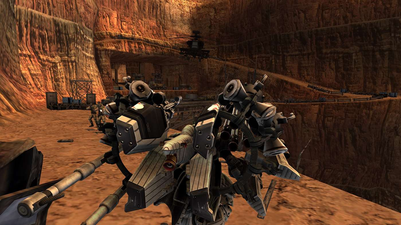 FromSoftware《钢铁苍狼:混沌之战XD》确认8月6日发售