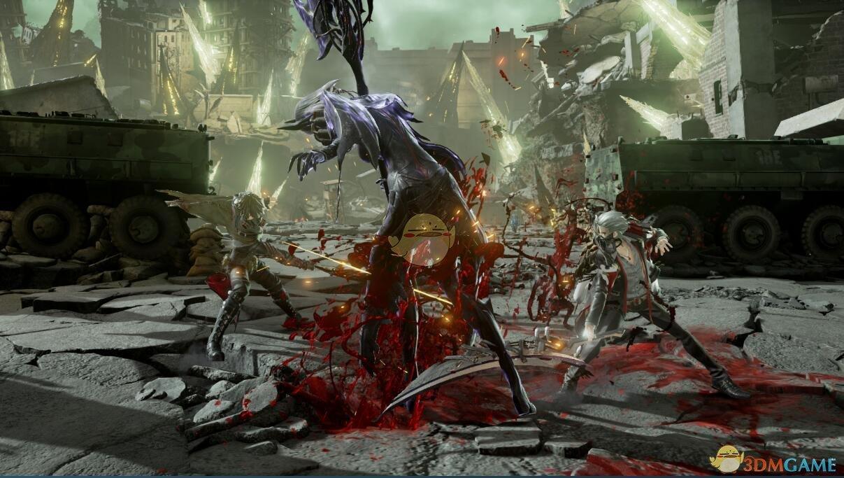 《噬血代码》游戏预购奖励一览