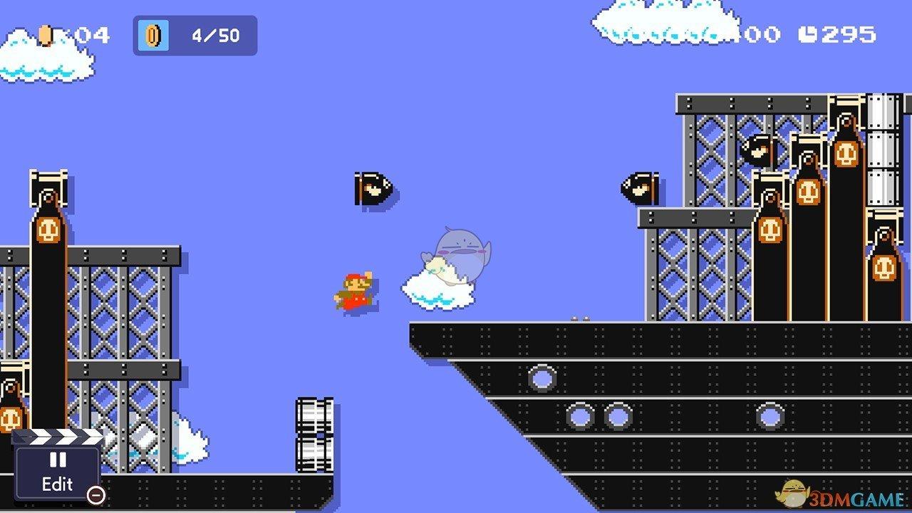 《超级马里奥制造2》青蛙位置一览