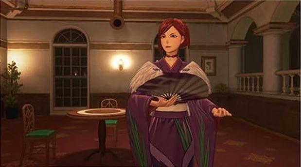 PS4獨占《新櫻花大戰》新圖 神崎堇變身女總裁有氣質