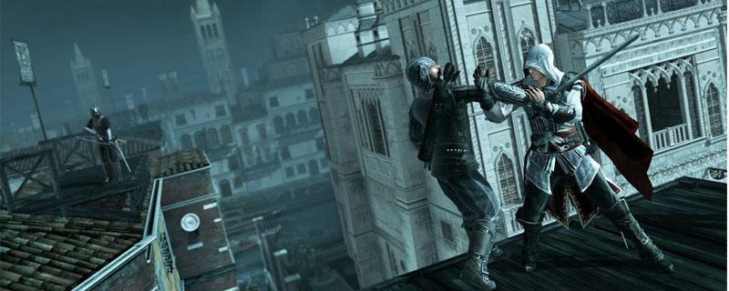 刺客信条2中最后一个任务的城市