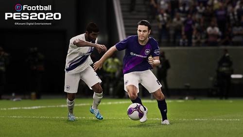 《实况足球2020》正式版 Steam正版分流