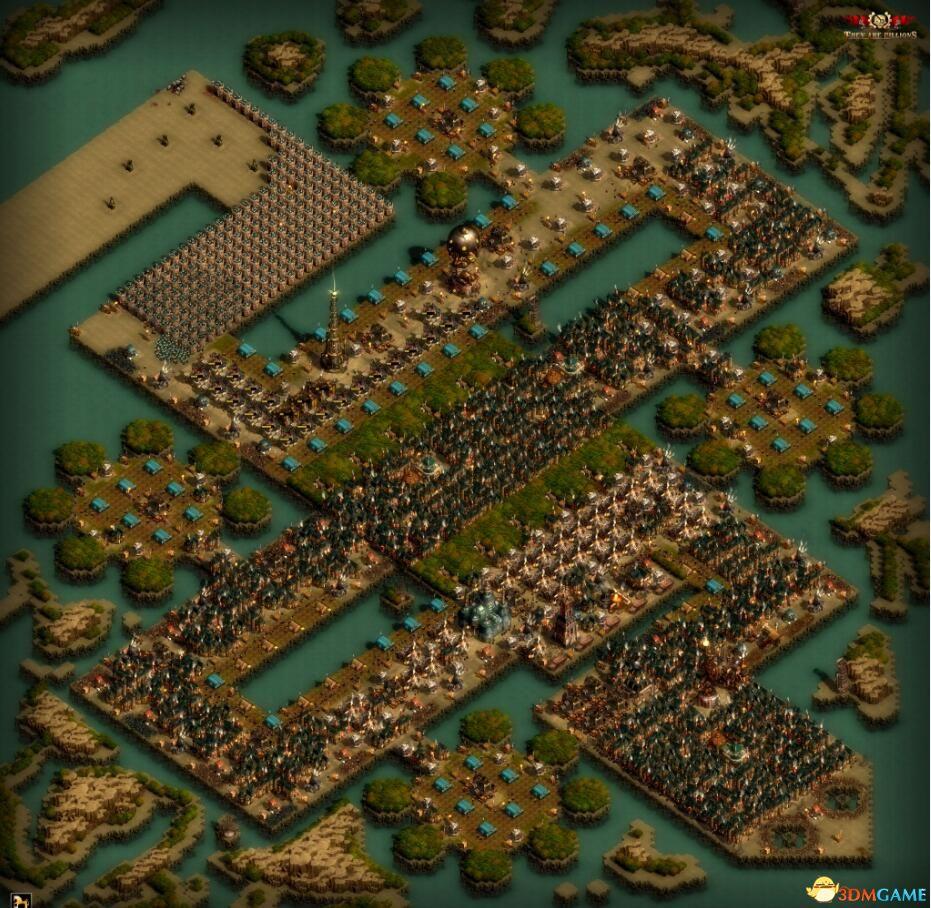 《亿万僵尸》壁虎漫步v3.0地图MOD