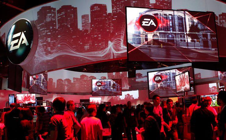 EA股价大跌5% 《Apex英雄》第二赛季内容还是不够劲