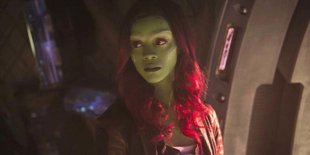 卡魔拉演员:希望能在《银河护卫队3》中黑化