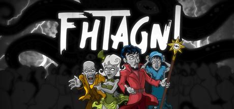 《Fhtagn疯狂故事》英文免安