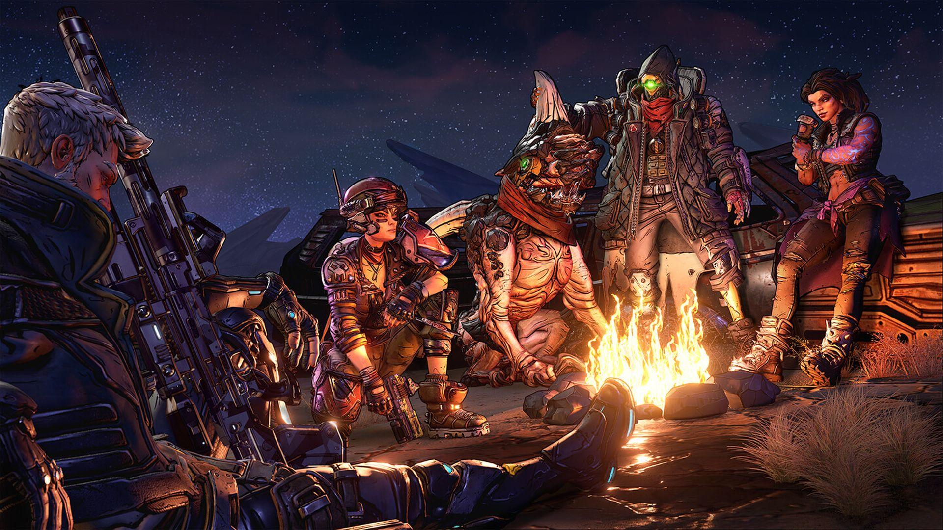 Gearbox谈《无主之地3》:剧情绝对很重要