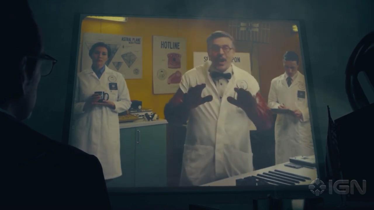 Remedy新作《控制》开场13分钟演示 故事很诡异