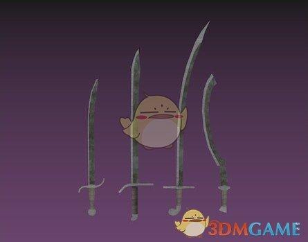 《剑士》武器扩展MOD