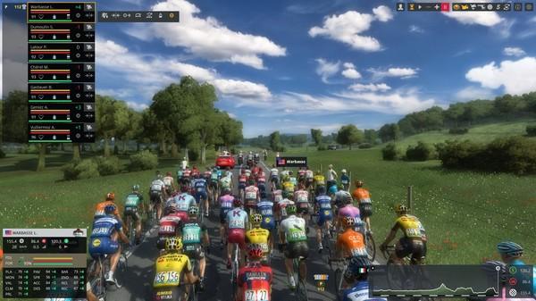 《职业自行车队经理2019》正式登陆steam平台