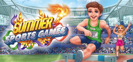 《夏季运动会》英文免安装版