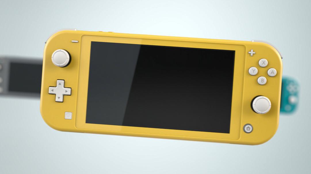 任天堂新机型Switch Lite正式公布! 9月20日发售