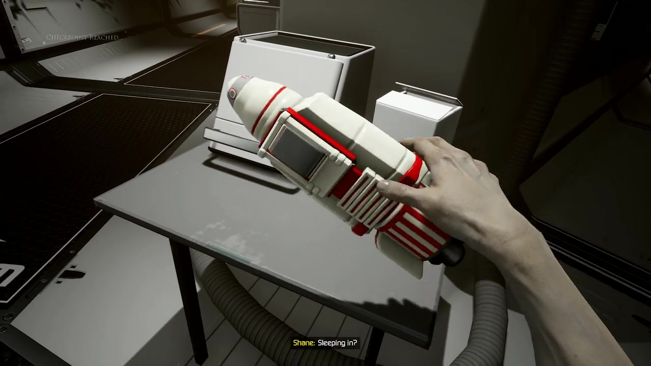 第一人称恐怖游戏《疯狂的月亮》实机内容演示
