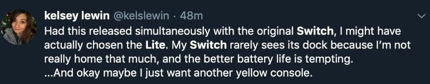 任天堂新机型Switch Lite发布 老外怎么看?