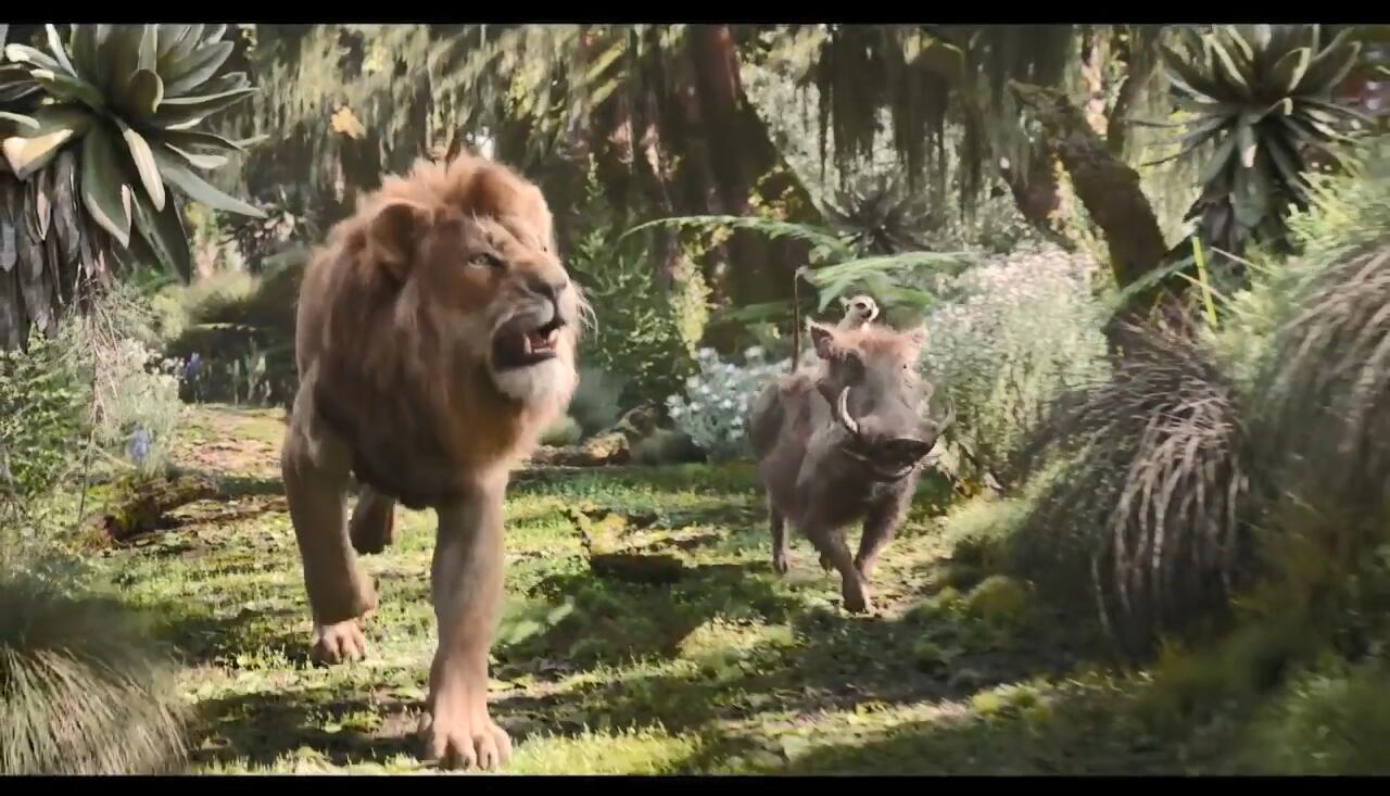 Hakuna Matata!真人版《狮子王》演绎经典插曲引热议