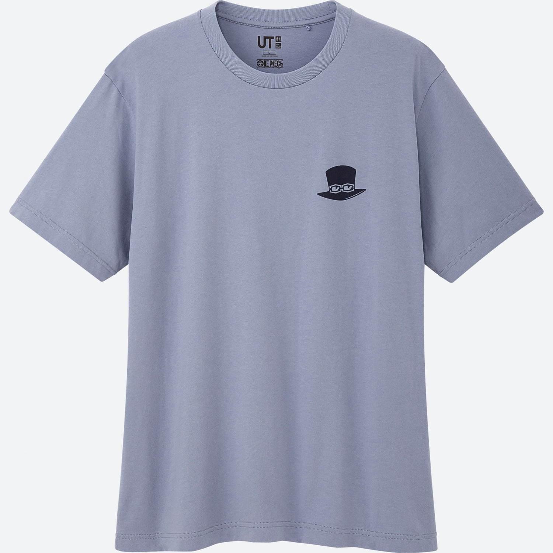 优衣库×海贼王联动T恤7月29日发售 穿在身上感觉美