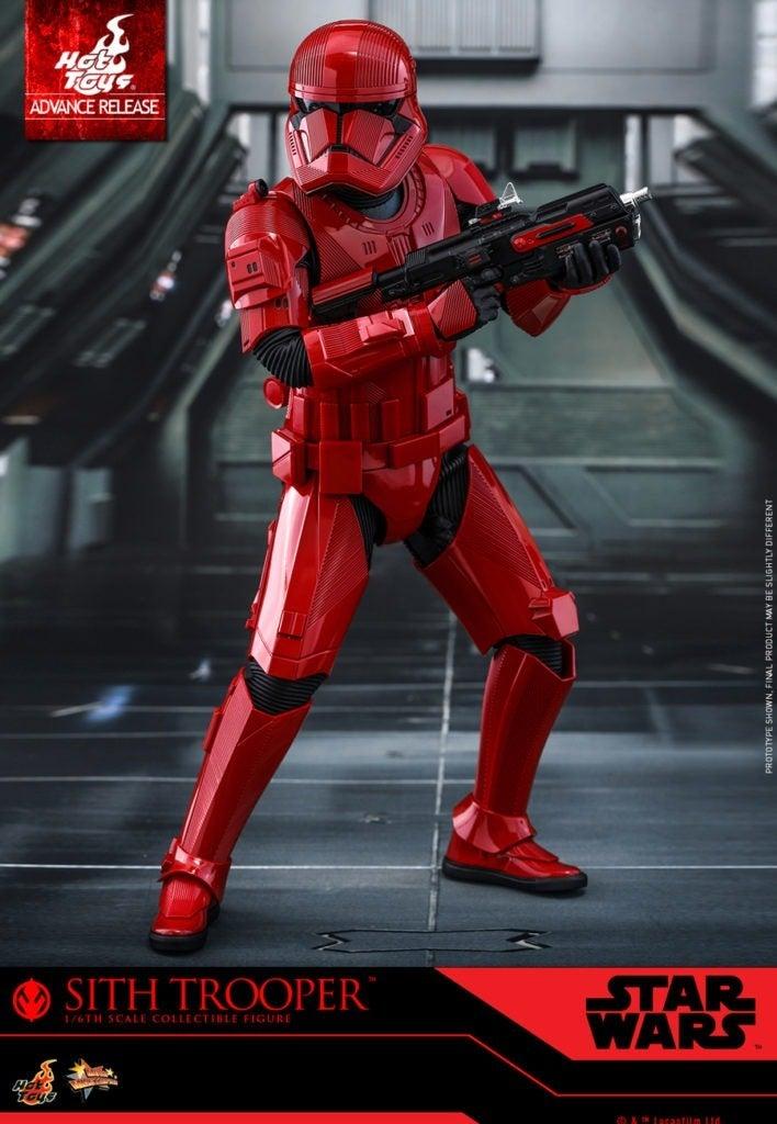 """西斯的血色之矛!《星战9》新兵种""""西斯士兵""""公布"""