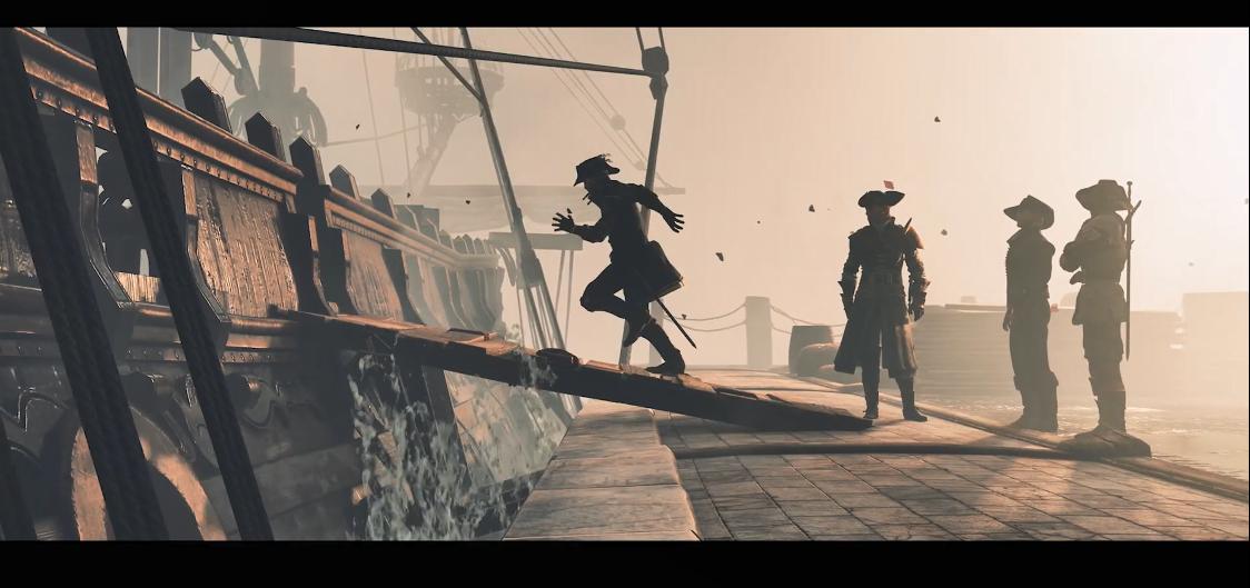 开放世界自由冒险 ARPG《贪婪之秋》预告片展现神秘世界
