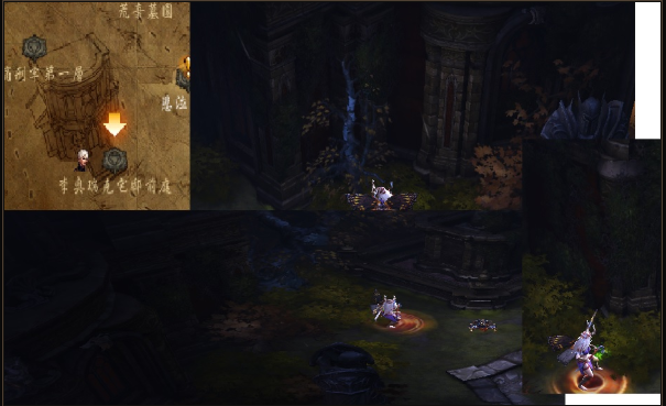 大神的强势游戏科普 暗黑3中领主制统治下李奥瑞克庄园