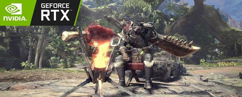 《怪物猎人:世界》PC版将于7月17日正式实装DLSS