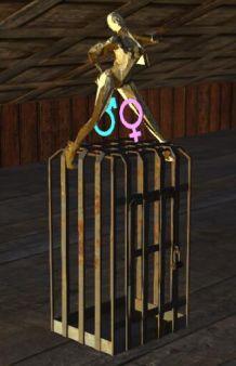 《剑士》跳舞笼子MOD