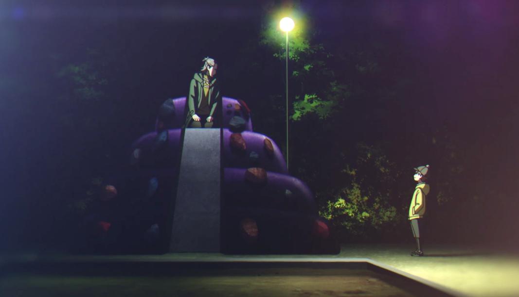 霓虹灯下的大侦探穿越!全新原创动画《歌舞伎町夏洛克》新预告