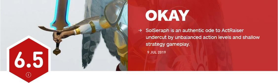 《SolSeraph》英文免安装版