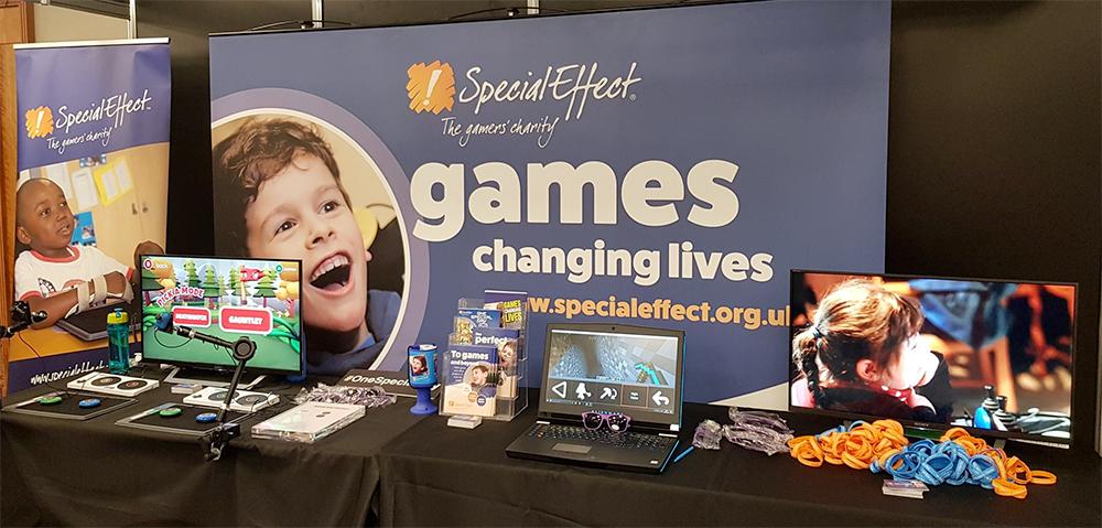 游戏行业拥有无可比拟的可能性 残疾人士也能有一片天