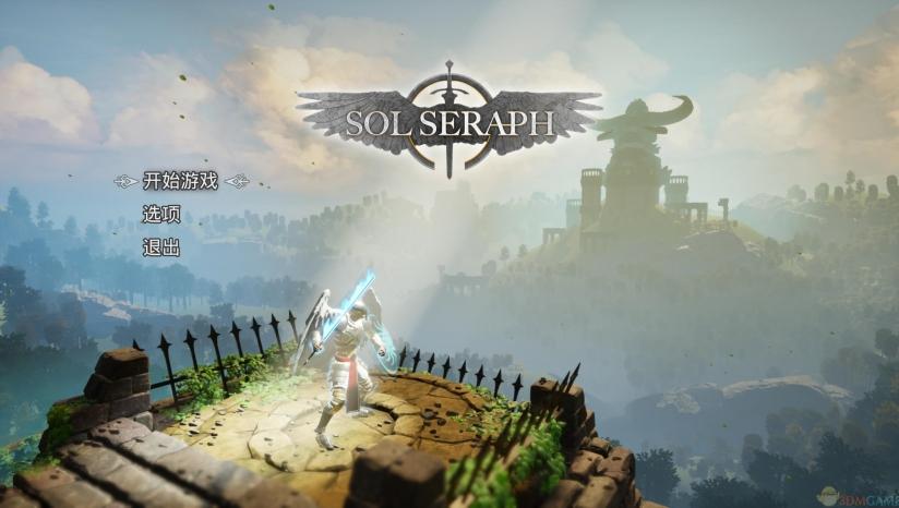 世嘉新作《SolSeraph》完整汉化补丁下载发布