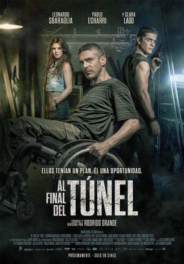 阿根廷惊悚片《隧道尽头》内地定档 脑洞大开反转不停