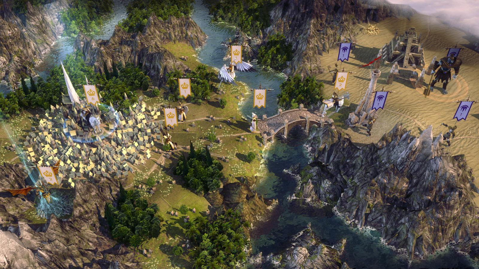 Steam喜加一 策略战棋游戏《奇迹时代3》免费领取