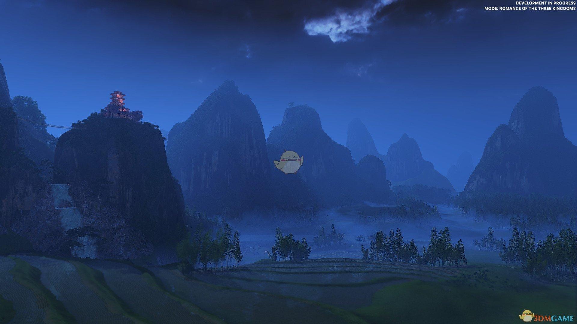 《全面战争:三国》曹操破局方法分享如龙这游戏通关一遍图片