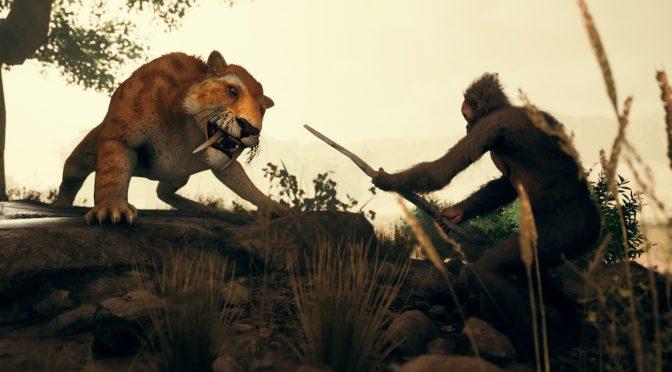 《先祖:人类奥德赛》总监透露新细节 体验进化真实感