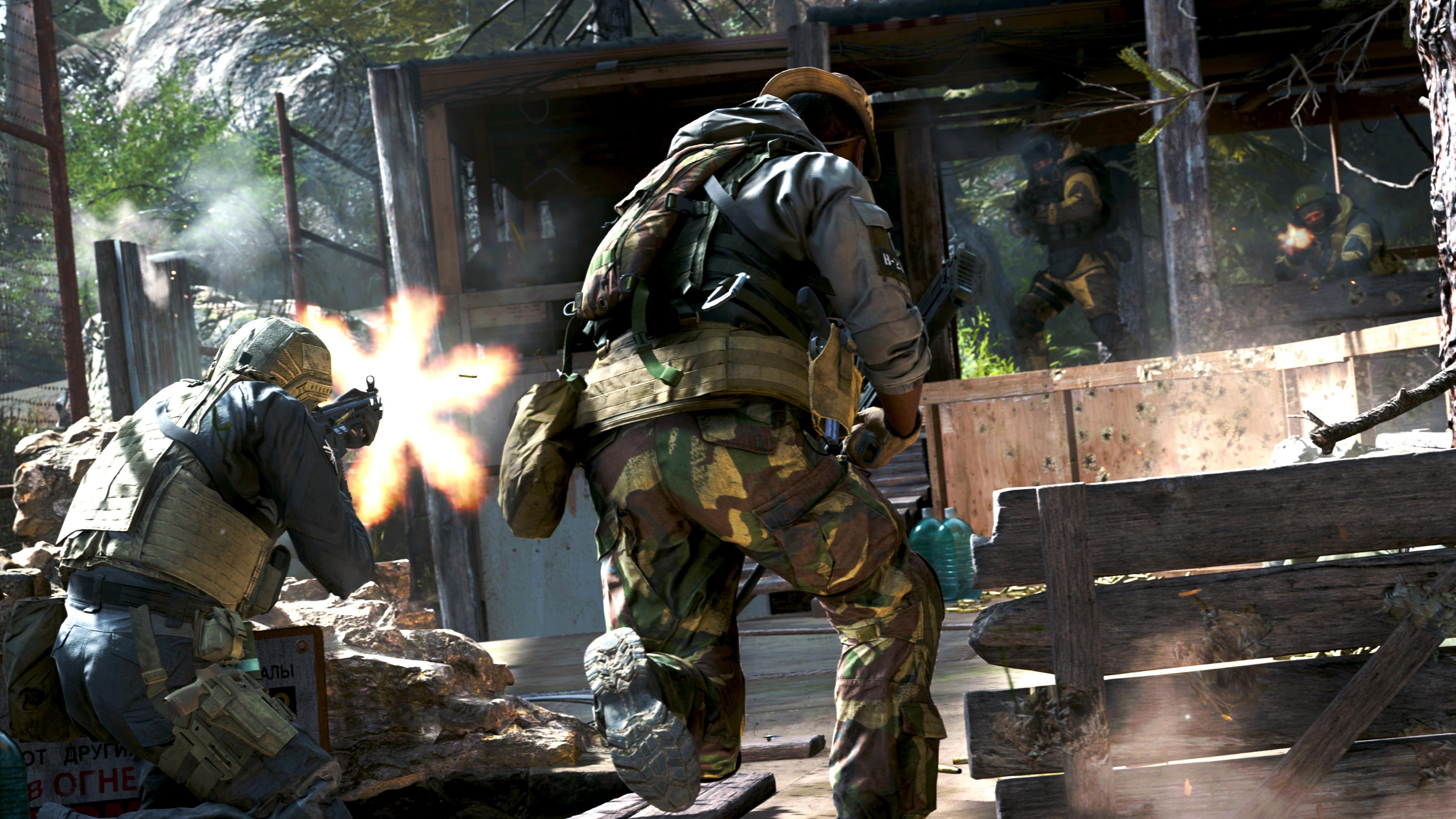 《使命召唤16》2v2枪战模式演示 8月2日展示其他多人模式