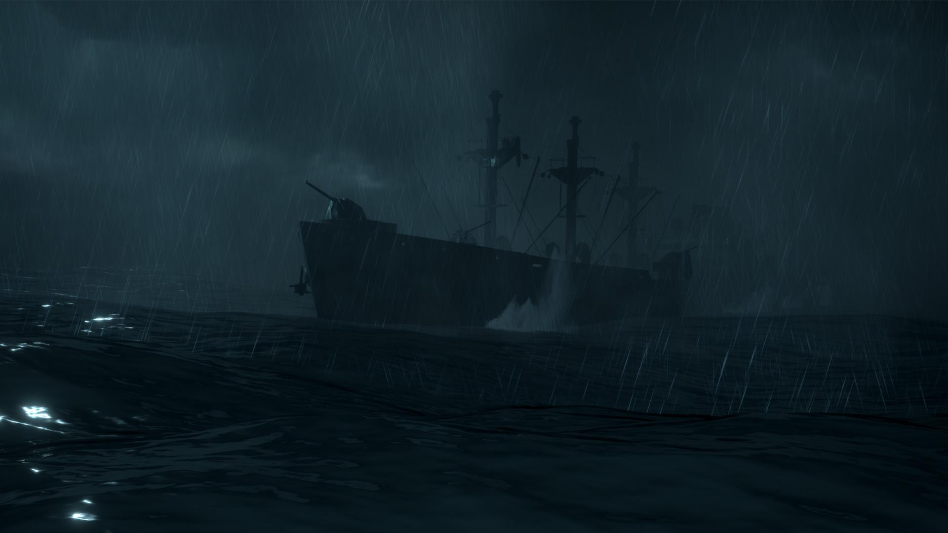 《黑相集:棉兰号》Steam平台上架 8月30日正式发售