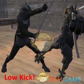 《剑士》更加好看的战斗MOD