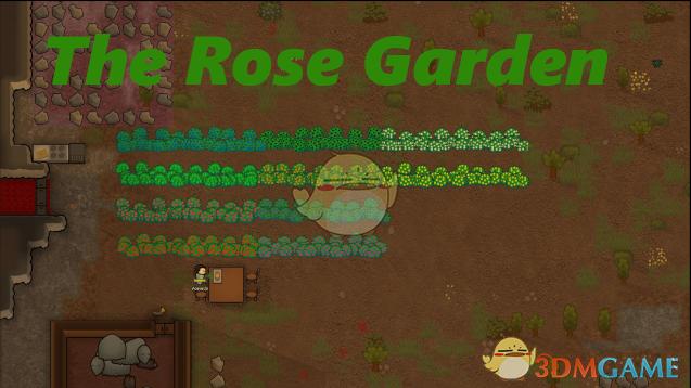 《边缘世界》玫瑰花园v1.0 MOD