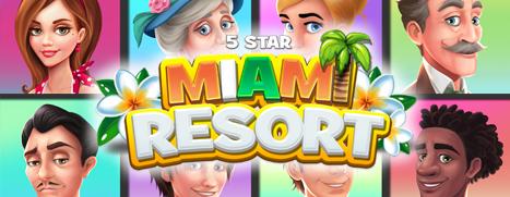 《五星级迈阿密度假村》英文免安装版