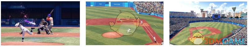 《2020东京奥运 官方授权游戏》棒球操作方法介绍
