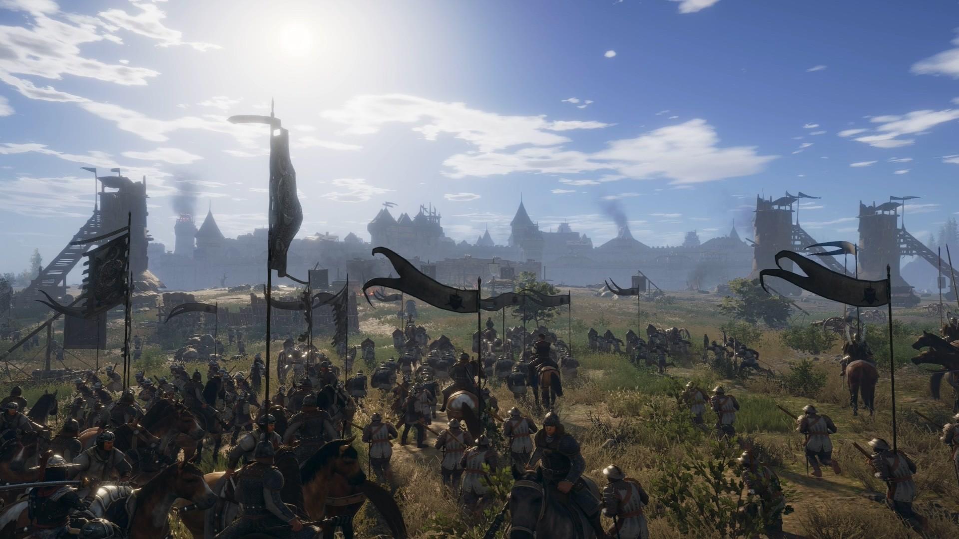 国产动作网游《战意》上架Steam抢先体验 国区售价50元