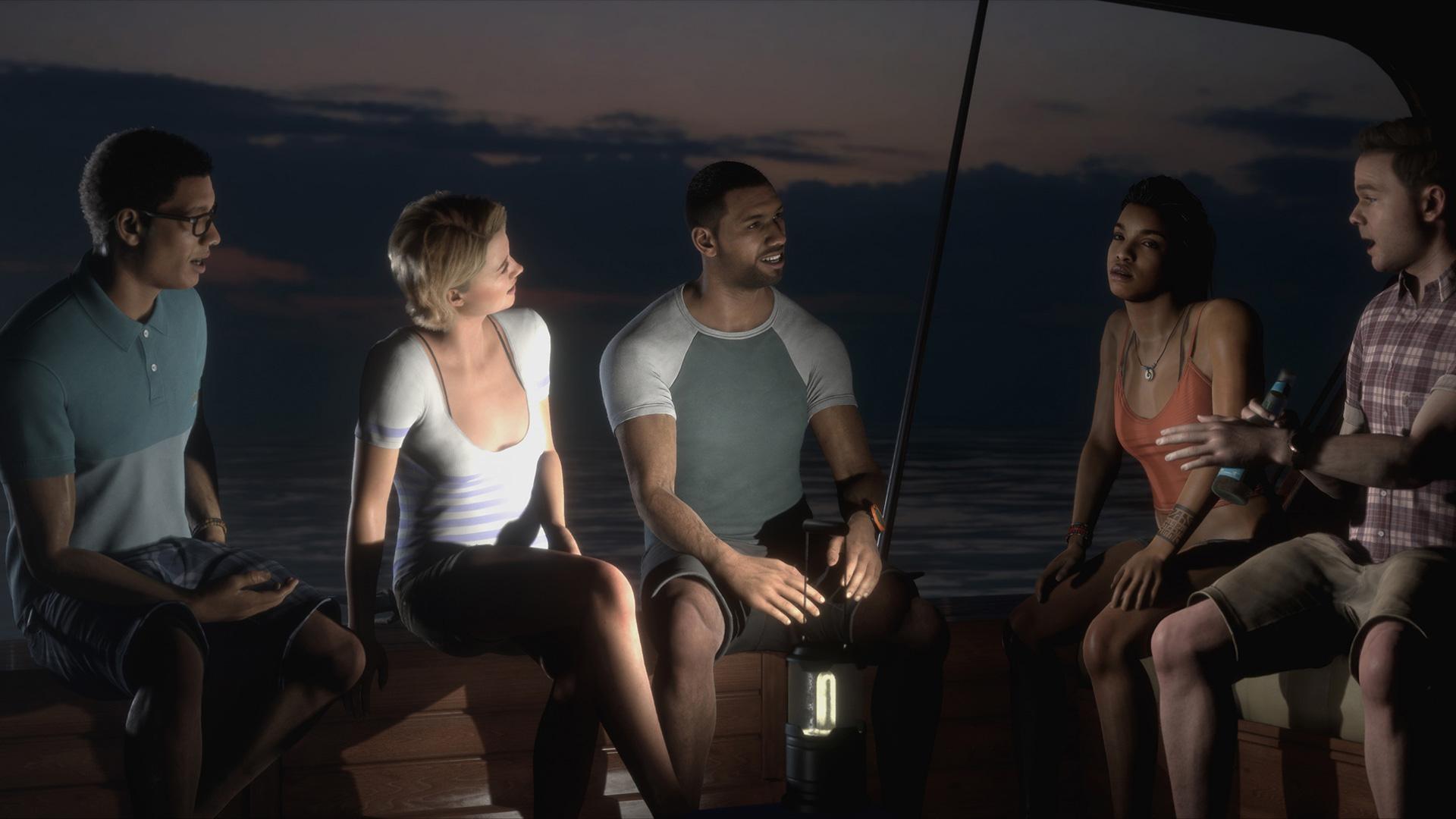 《黑相集:棉兰号》公布25分钟实机演示画面