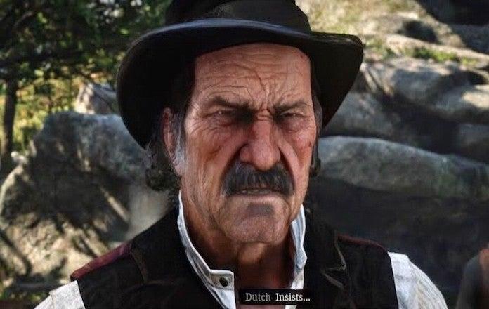 《荒野大镖客2》中的角色都变老了是什么样子?