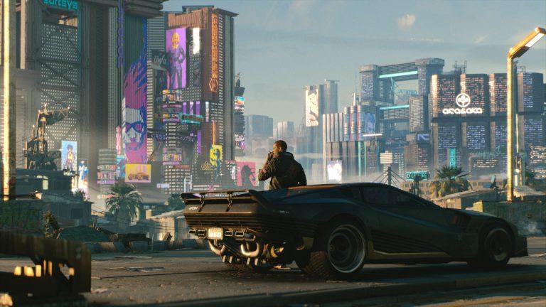 《赛博朋克2077》玩家将拥有车库 存放座驾收藏