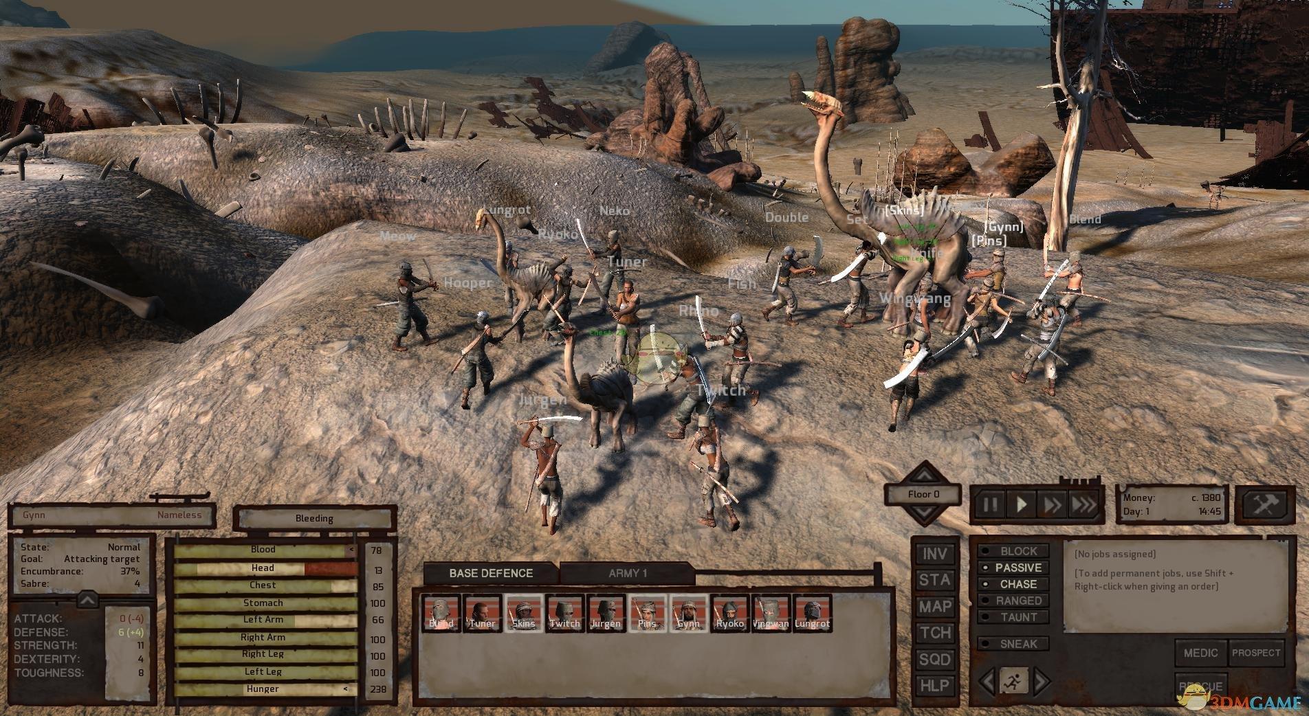 《剑士》奴隶开局快速练暗杀方法分享