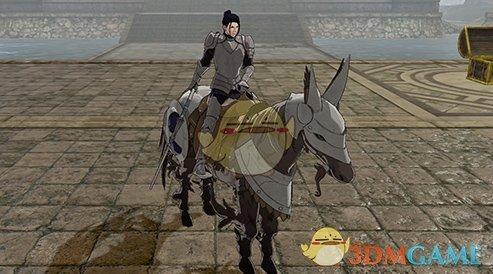 《火焰纹章:风花雪月》战马骑士兵种说明