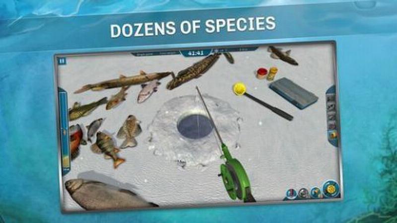 8垂钓兴趣 怎么才略钓到鱼?湖垂钓让玩家体验