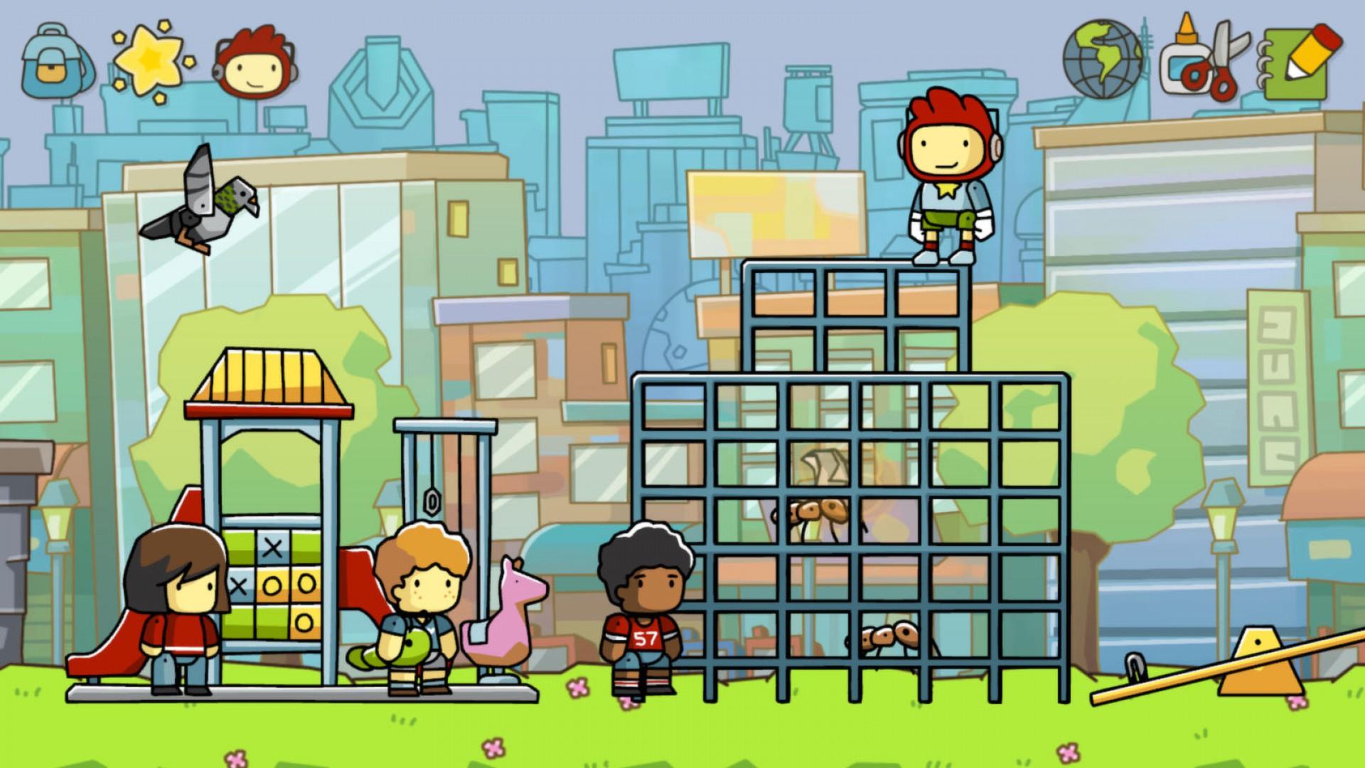 神笔马良 《涂鸦冒险家:无限》激发玩家想象力