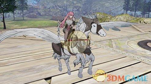 《火焰纹章:风花雪月》飞马骑士兵种说明